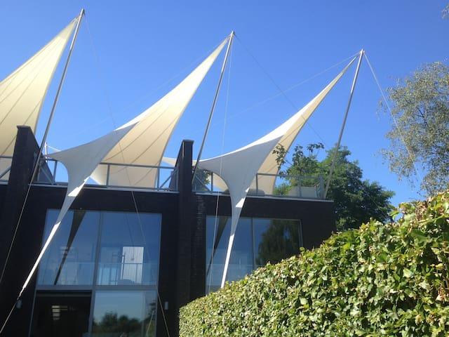 Luxurious spacious loft at the Dijle border - Mechelen - Loft