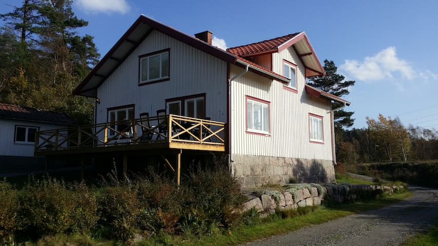 Comfortable and rural - Tanum V - Bed & Breakfast