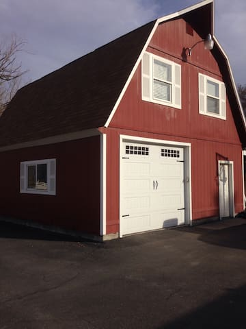 THE BARN - Nampa - Daire