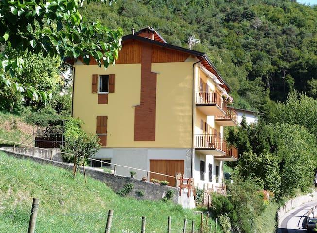 Casa nonna Fausta – tra verde e blu - Tremosine - Apartemen