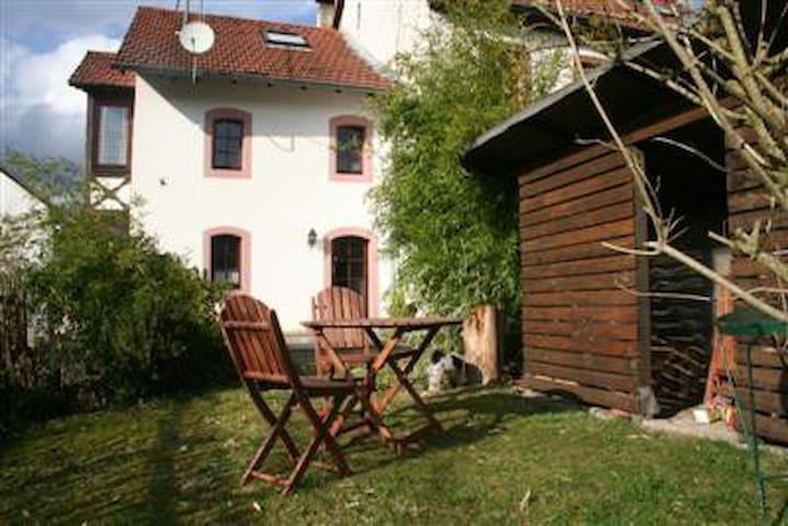 Very nice vacation house Eifel - Eisenschmitt
