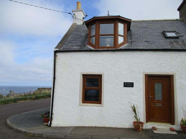 Seahorse Cottage Portknockie Cullen - Portknockie - Дом