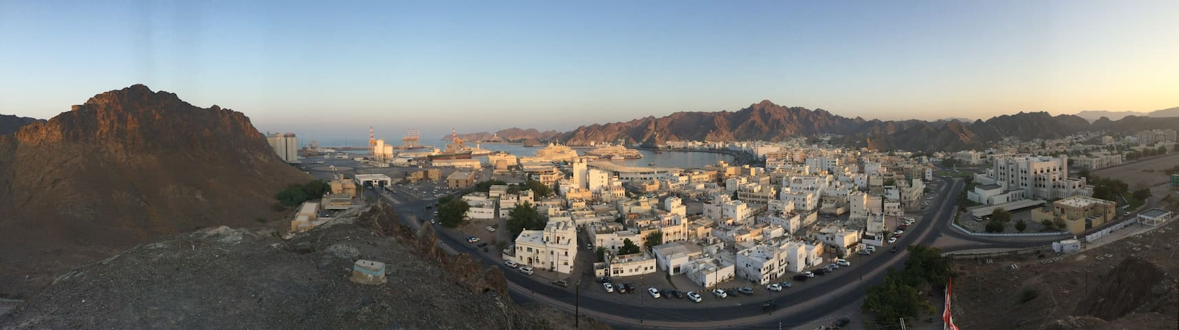 "2 min. walk from Muttrah's Waterfront ""Corniche"" - Matrah"