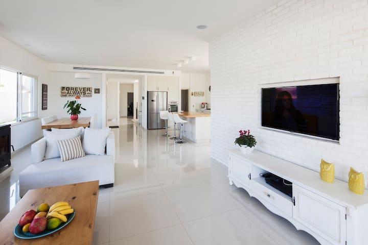Villa Near Tel-Aviv - Ness Ziona - Apartamento