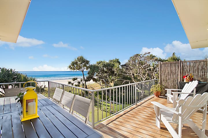 Absolute Beachfront Tugun-AMAZING!! - Tugun - Appartement