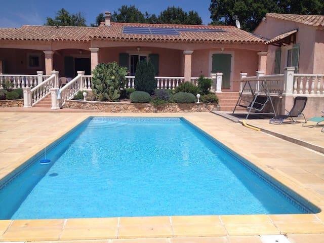 Villa T2 chez le propriétaire - Brignoles