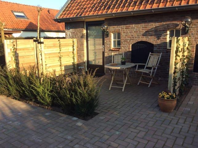 BNB De Stadsboerderij Rogge - Harderwijk - Lägenhet