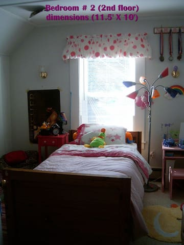 Townhouse apartment 10 miles outside of Boston - Wakefield