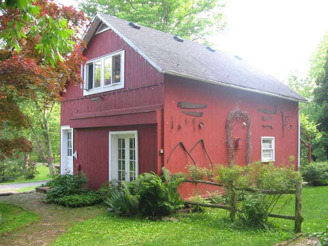 The Carriage House at Walnut Pond - Frenchtown - Maison