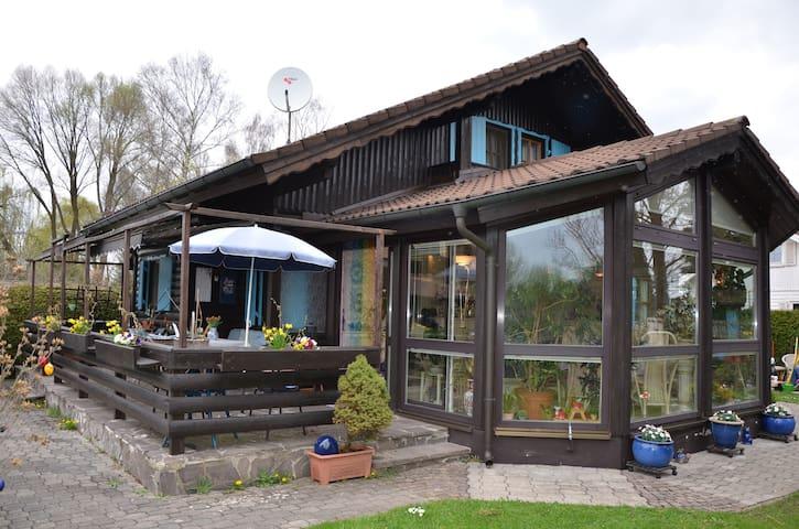 Ferienhaus am Friedberger See - Friedberg - Ev