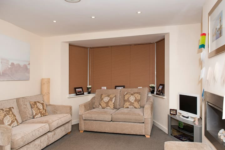 Princes Apartment, Holiday let by the sea - Morecambe - Leilighet