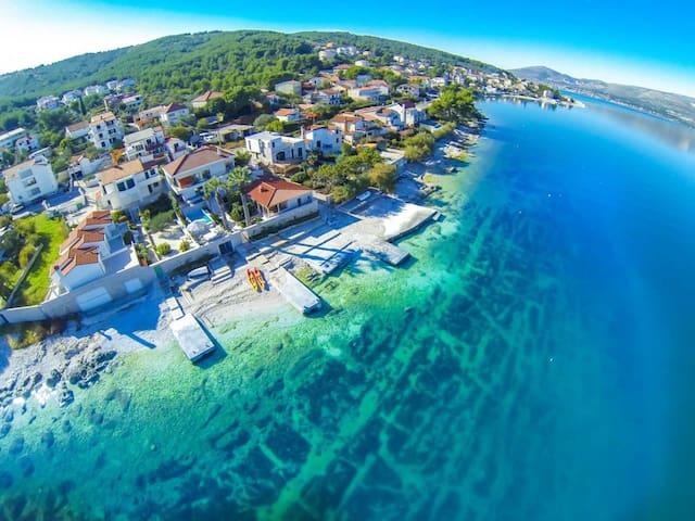 Apartment Raos (Trogir and ciovo island) - Trogir - Departamento