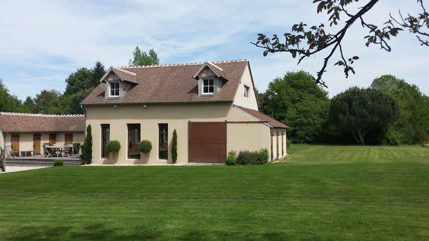 Charmante petite demeure au grand calme - Neung-sur-Beuvron - Hus