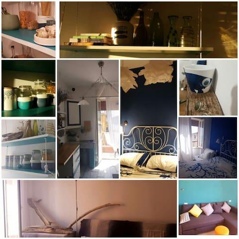 Seaview flat - Porto Santo Stefano - Apartament