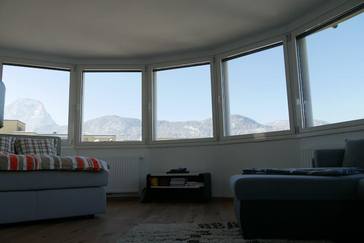 Living above the roofs in Kufstein ! Loft-Charme - Kufstein - Loteng Studio
