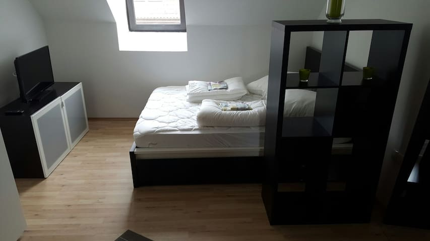 1 Room Appartement in City awesome :-) - Kaiserslautern - Leilighet