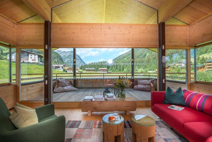 Design Chalet in Lech - Lech - Dom