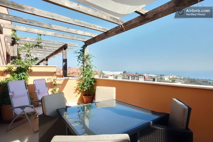 The peace and quiet - Manilva - Bed & Breakfast