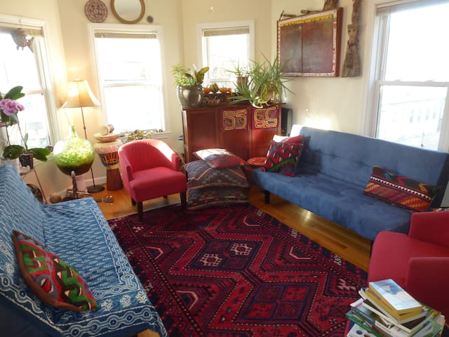 centrally located, connected pad - Somerville - Departamento
