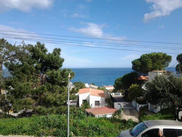 appartement sur la costa brava avec vue sur la mer - Llançà - Huoneisto