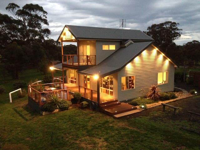 Self-Catering Cottage - Bung Bong - Rumah