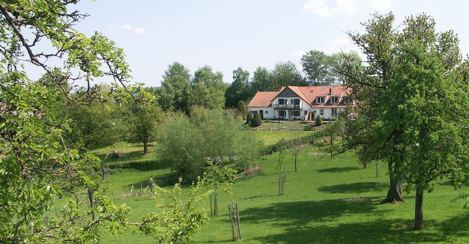 Buitenverblijf 't Herfse, idylle in Zuid-Limburg! - Mechelen - Cabin