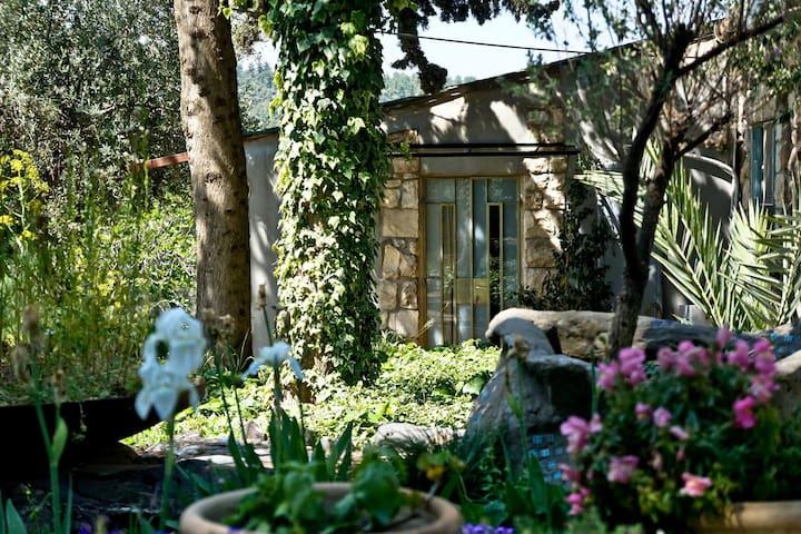 Beautiful cabin in Biriya forest - Amuka