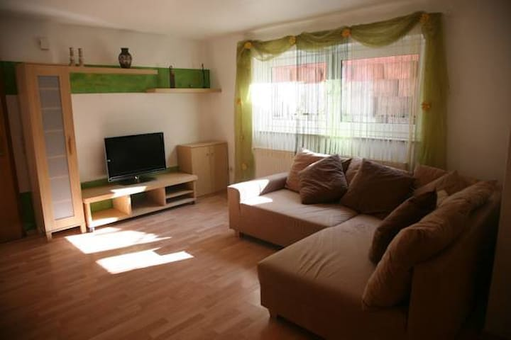 "Appartement ""The Rose"" - Rheinhausen - Apartamento"