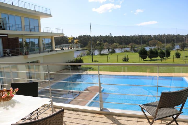Aconchegante Studio próximo à praia - Esposende - Braga - Appartement