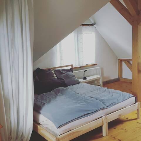 Neu ! Kleine Dachgeschosswohnung - Baruth/Mark - Leilighet