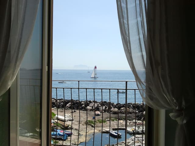 B&B Borgo Marinaro - Double Room - Pozzuoli - Bed & Breakfast