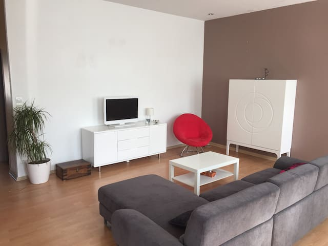 appartement 90m2 en centre ville - Carvin
