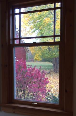 Summer resort turned into a home - Catskill - Huis