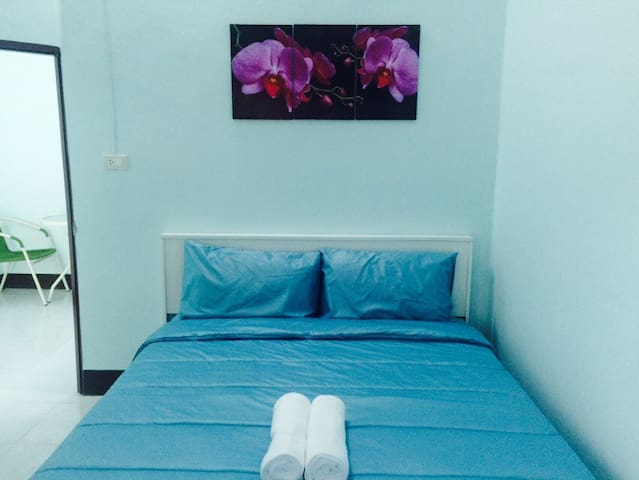 Charming and cozy room in Ao nang - Ao nang - Daire