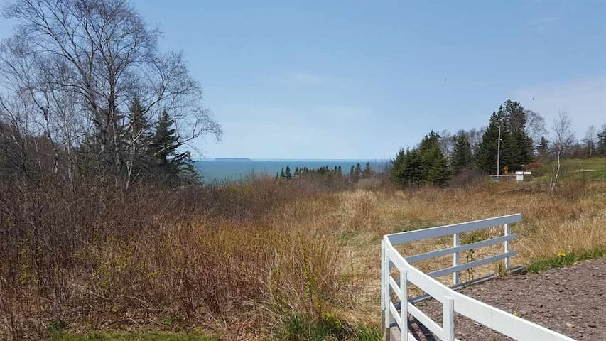 Harbourville cottage - Bay of Fundy view - Berwick - Kabin