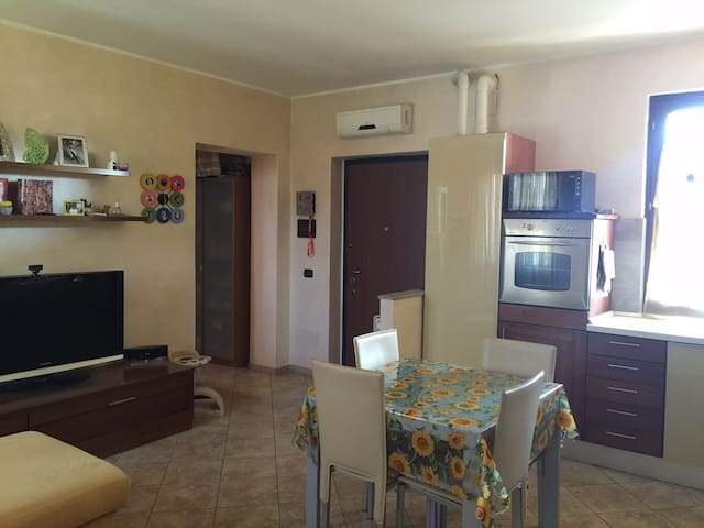 Il Cortile Lombardo 2 Zimmer W. - Gallarate - Appartement