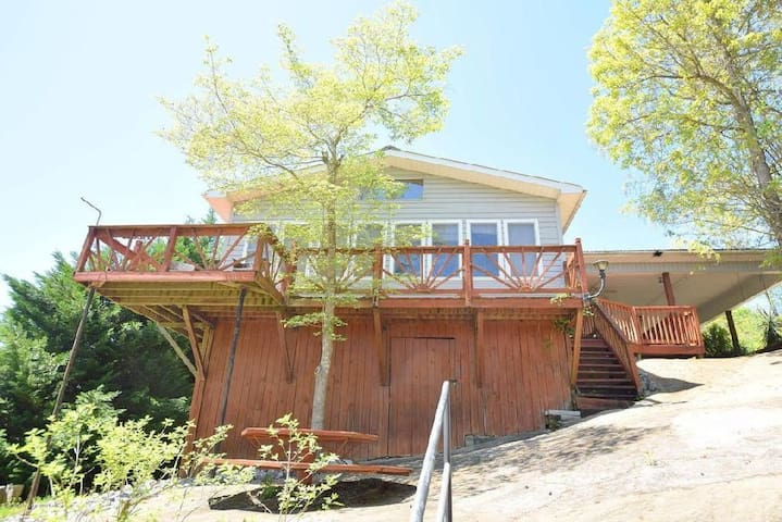 Steep Hill Cottage - Crane Hill - Cabane