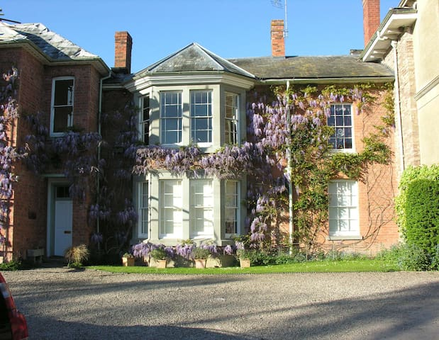 Apartment at Historic Old Rectory - Stoke Lacy - Daire