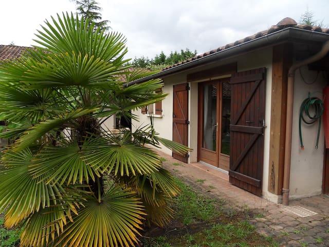Studio indépendant entouré de pins - Saint Vincent de Paul - Leilighet