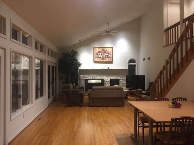 Gorgeous Home for 12 by CamelBack Shawnee &Blue mt - Tannersville - Casa