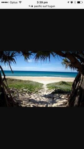 beachside gem - Tugun - Apartamento