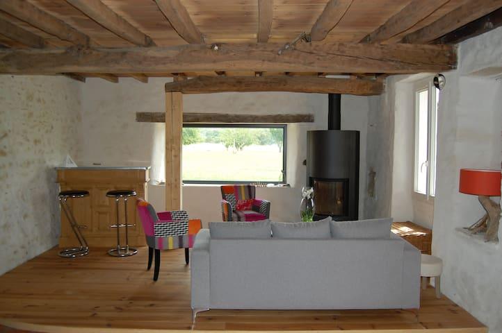 Chambres indépendantes à Arthez de béarn - Arthez-de-Béarn - Haus