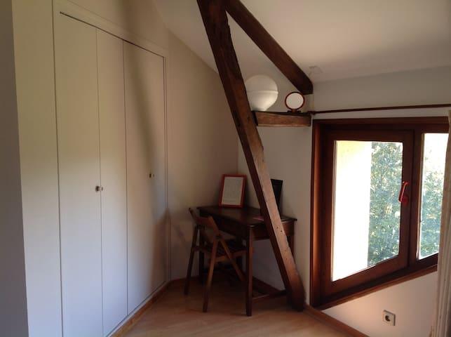 Chambre cosy avec vue sur les Pyrénées - Saint-Vincent - Departamento