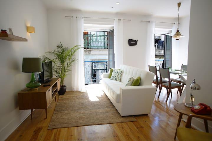 NEW!!Vintage Apartment - Lisboa - Huoneisto