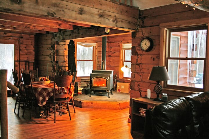Huge Log Cabin, great for groups - Mexico - Cabaña