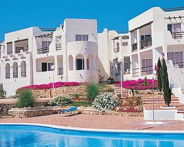 Apartamento en ibiza - Siesta - Lomaosake