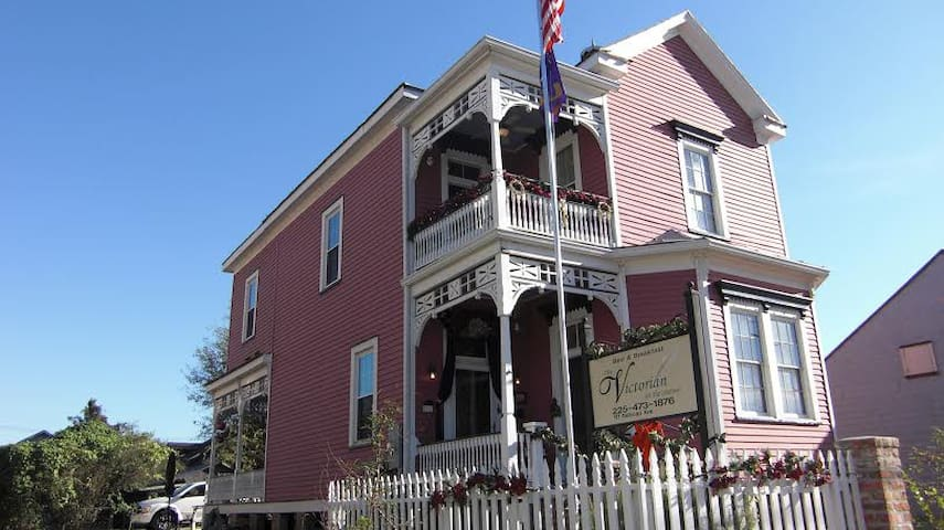 The Victorian on the Avenue is clean, comfortable. - Donaldsonville - Bed & Breakfast