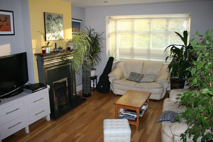 A comfortable double room near Oxford Parkway - Kidlington - Casa