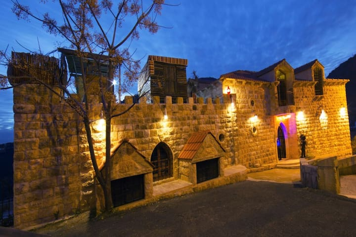Remhala Guest House - Beirut - Hus