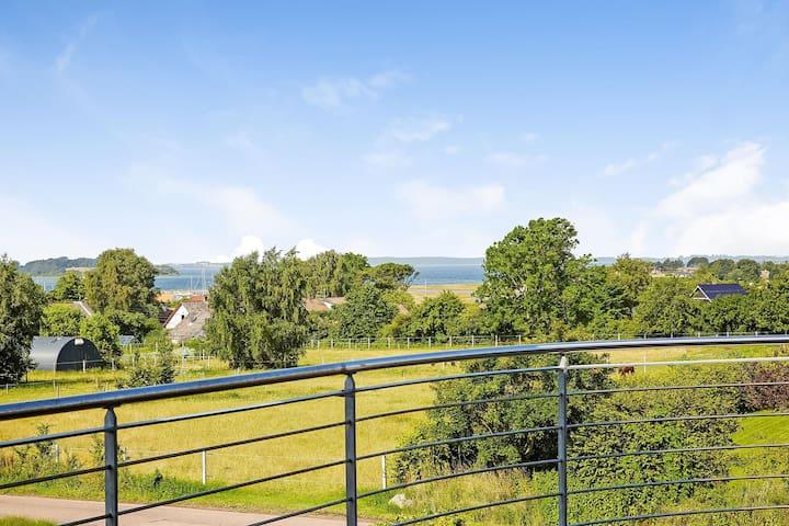 324 m2 Villa 8 personer i badebyen Falsled. - Millinge - Hus